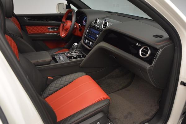 Used 2018 Bentley Bentayga Onyx for sale Call for price at Maserati of Westport in Westport CT 06880 26