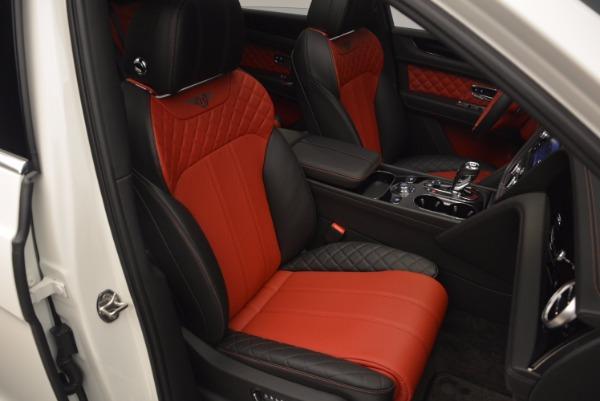 Used 2018 Bentley Bentayga Onyx for sale Call for price at Maserati of Westport in Westport CT 06880 27