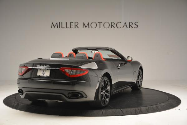 New 2016 Maserati GranTurismo Convertible Sport for sale Sold at Maserati of Westport in Westport CT 06880 13