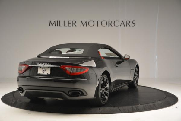 New 2016 Maserati GranTurismo Convertible Sport for sale Sold at Maserati of Westport in Westport CT 06880 14
