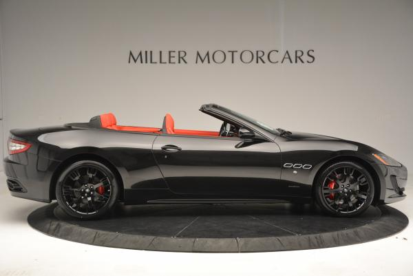 New 2016 Maserati GranTurismo Convertible Sport for sale Sold at Maserati of Westport in Westport CT 06880 17