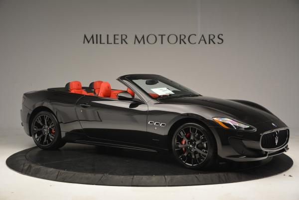 New 2016 Maserati GranTurismo Convertible Sport for sale Sold at Maserati of Westport in Westport CT 06880 19