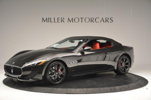 New 2016 Maserati GranTurismo Convertible Sport for sale Sold at Maserati of Westport in Westport CT 06880 4
