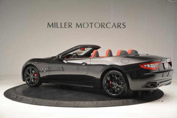 New 2016 Maserati GranTurismo Convertible Sport for sale Sold at Maserati of Westport in Westport CT 06880 7