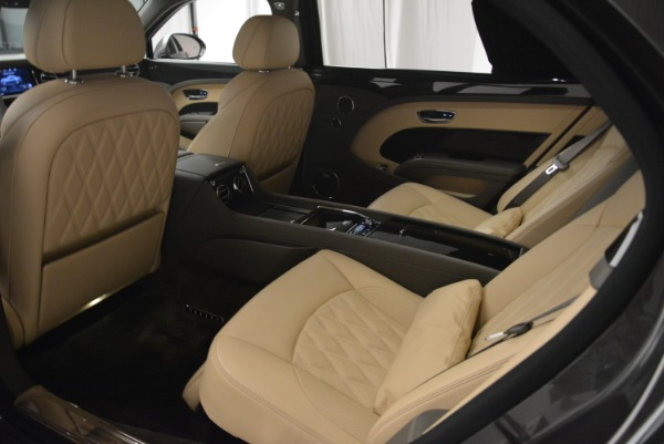 Used 2017 Bentley Mulsanne EWB for sale Sold at Maserati of Westport in Westport CT 06880 17