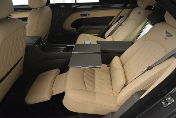 Used 2017 Bentley Mulsanne EWB for sale Sold at Maserati of Westport in Westport CT 06880 26