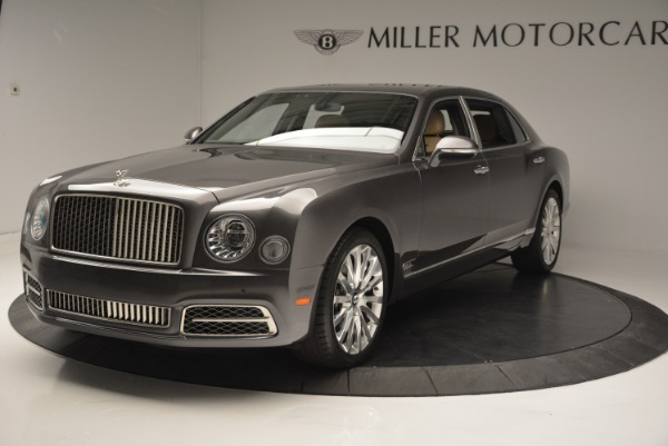 Used 2017 Bentley Mulsanne EWB for sale Sold at Maserati of Westport in Westport CT 06880 1