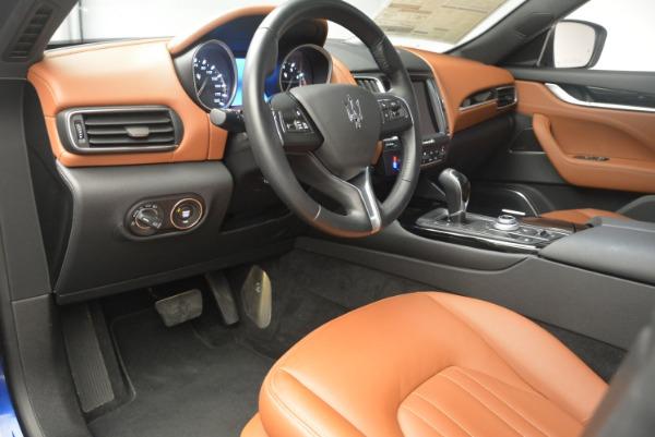 New 2018 Maserati Levante Q4 for sale Sold at Maserati of Westport in Westport CT 06880 15