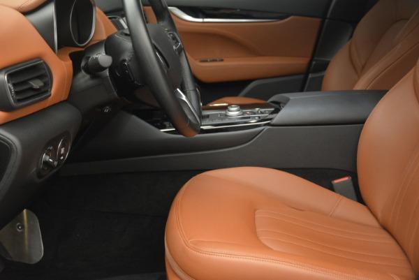 New 2018 Maserati Levante Q4 for sale Sold at Maserati of Westport in Westport CT 06880 16