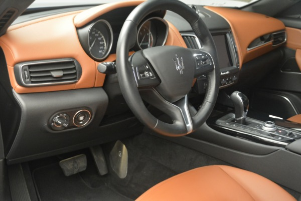New 2018 Maserati Levante Q4 for sale Sold at Maserati of Westport in Westport CT 06880 19