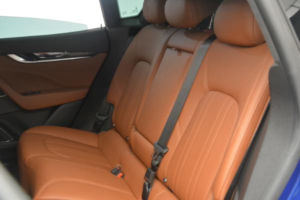 New 2018 Maserati Levante Q4 for sale Sold at Maserati of Westport in Westport CT 06880 22