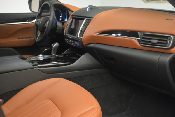 New 2018 Maserati Levante Q4 for sale Sold at Maserati of Westport in Westport CT 06880 25