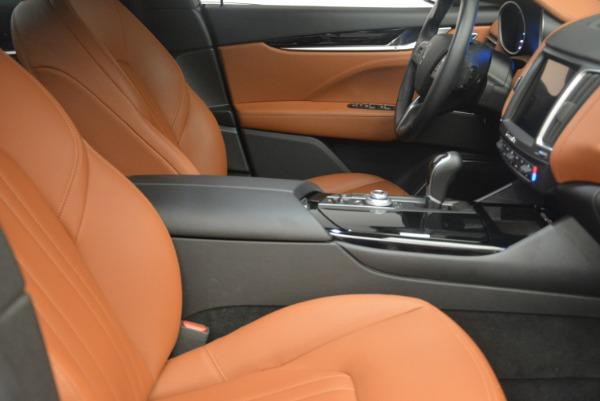 New 2018 Maserati Levante Q4 for sale Sold at Maserati of Westport in Westport CT 06880 26