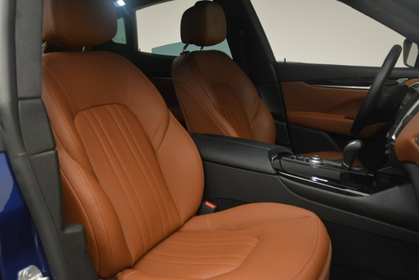 New 2018 Maserati Levante Q4 for sale Sold at Maserati of Westport in Westport CT 06880 27