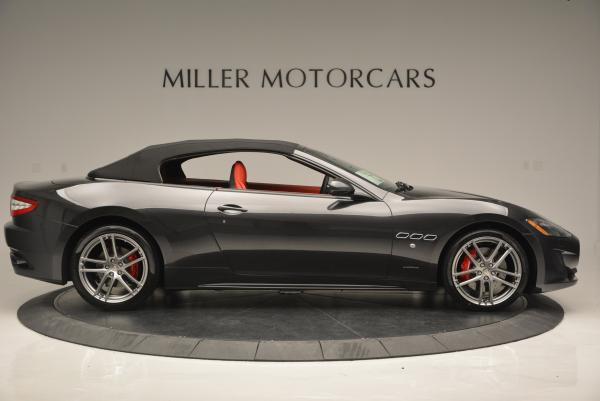 New 2017 Maserati GranTurismo Convertible Sport for sale Sold at Maserati of Westport in Westport CT 06880 11