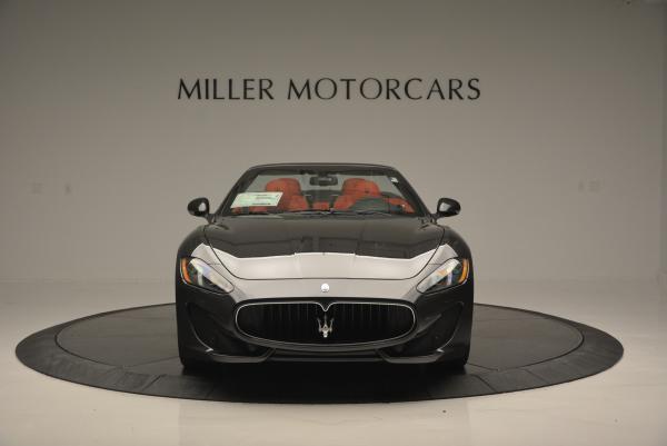 New 2017 Maserati GranTurismo Convertible Sport for sale Sold at Maserati of Westport in Westport CT 06880 16