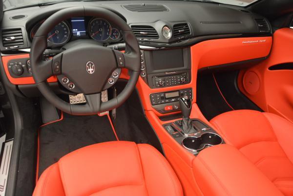 New 2017 Maserati GranTurismo Convertible Sport for sale Sold at Maserati of Westport in Westport CT 06880 17