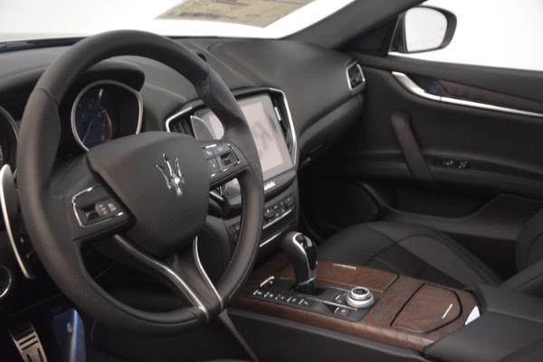Used 2018 Maserati Ghibli S Q4 Gransport for sale Sold at Maserati of Westport in Westport CT 06880 14