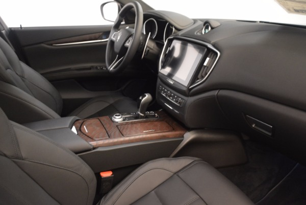 Used 2018 Maserati Ghibli S Q4 Gransport for sale Sold at Maserati of Westport in Westport CT 06880 17