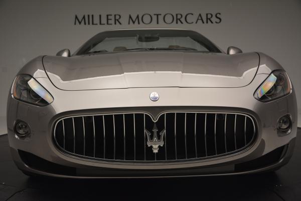 Used 2012 Maserati GranTurismo for sale Sold at Maserati of Westport in Westport CT 06880 20