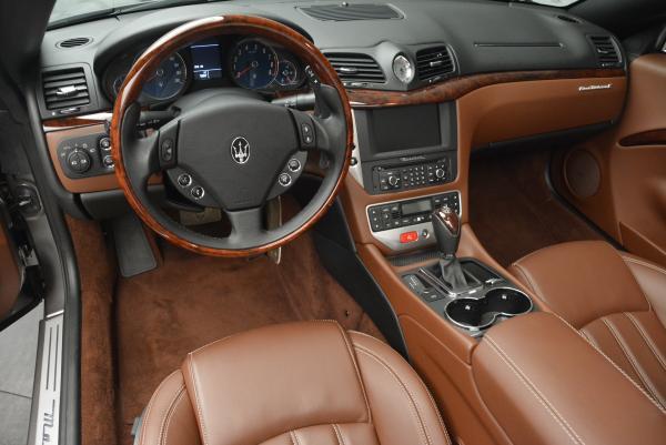 Used 2012 Maserati GranTurismo for sale Sold at Maserati of Westport in Westport CT 06880 21