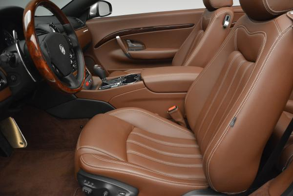Used 2012 Maserati GranTurismo for sale Sold at Maserati of Westport in Westport CT 06880 22