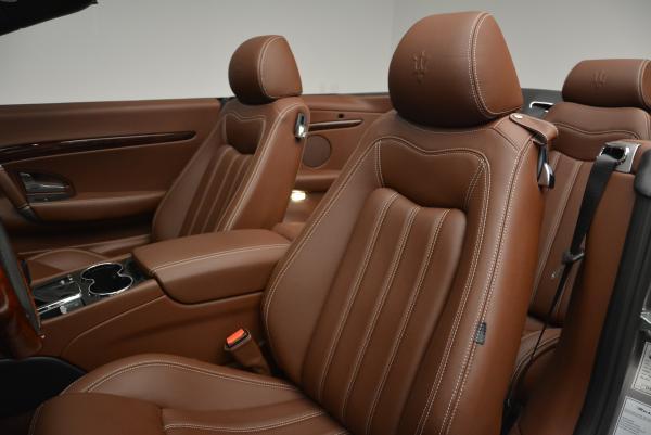Used 2012 Maserati GranTurismo for sale Sold at Maserati of Westport in Westport CT 06880 23