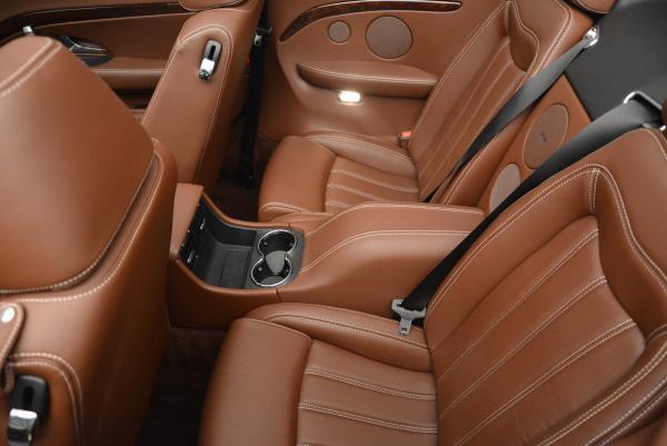 Used 2012 Maserati GranTurismo for sale Sold at Maserati of Westport in Westport CT 06880 25