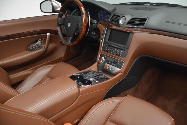 Used 2012 Maserati GranTurismo for sale Sold at Maserati of Westport in Westport CT 06880 26