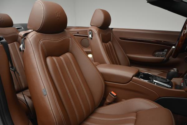 Used 2012 Maserati GranTurismo for sale Sold at Maserati of Westport in Westport CT 06880 28