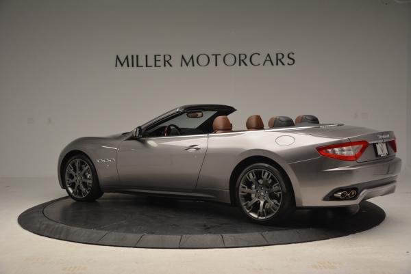 Used 2012 Maserati GranTurismo for sale Sold at Maserati of Westport in Westport CT 06880 4