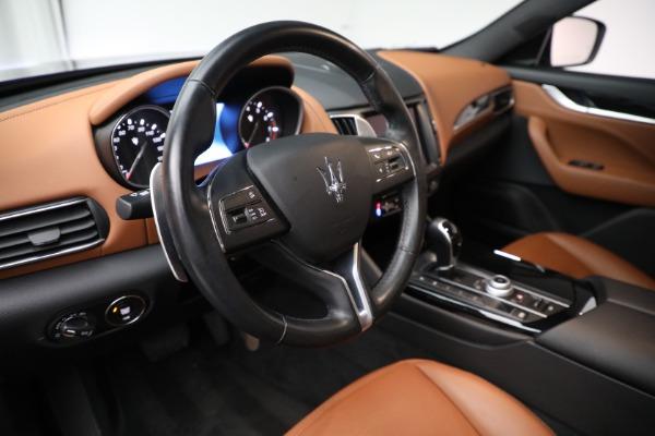 Used 2018 Maserati Levante Q4 for sale $57,900 at Maserati of Westport in Westport CT 06880 13
