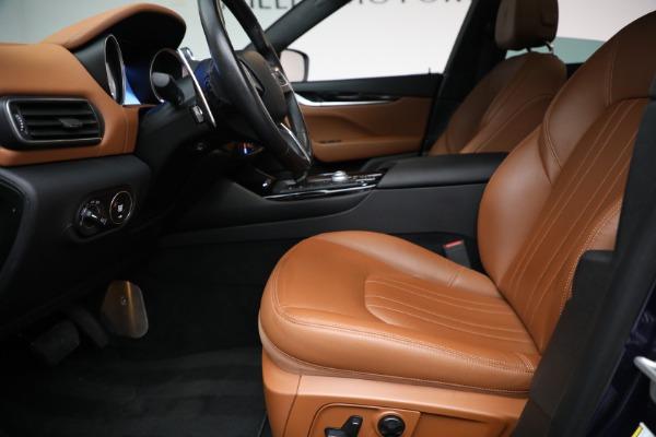 Used 2018 Maserati Levante Q4 for sale $57,900 at Maserati of Westport in Westport CT 06880 14