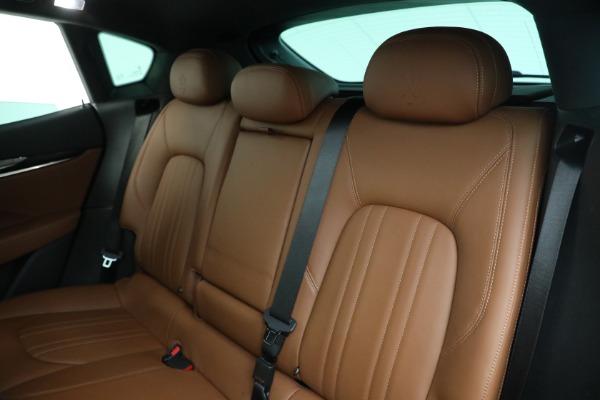 Used 2018 Maserati Levante Q4 for sale $57,900 at Maserati of Westport in Westport CT 06880 17