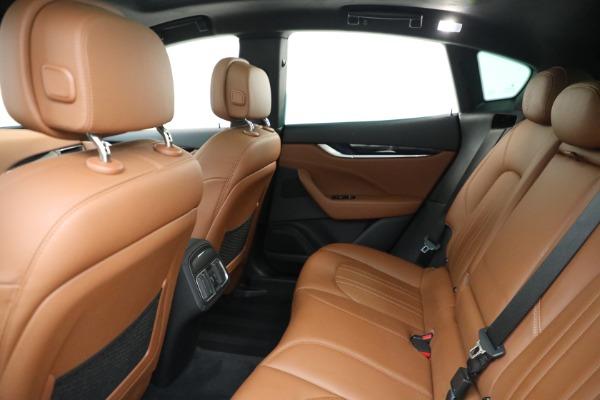 Used 2018 Maserati Levante Q4 for sale $57,900 at Maserati of Westport in Westport CT 06880 18