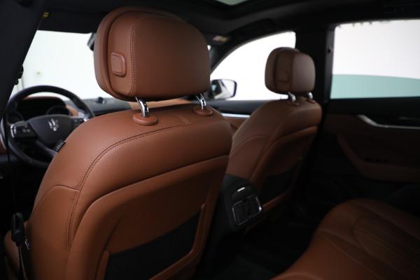 Used 2018 Maserati Levante Q4 for sale $57,900 at Maserati of Westport in Westport CT 06880 19