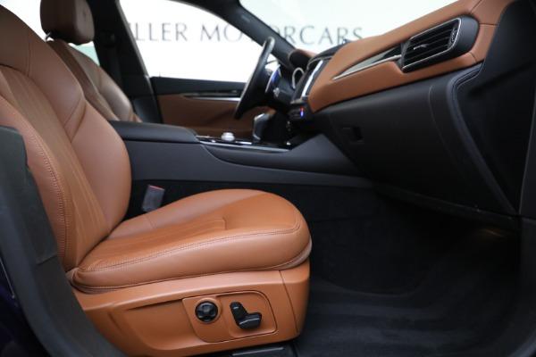 Used 2018 Maserati Levante Q4 for sale $57,900 at Maserati of Westport in Westport CT 06880 22