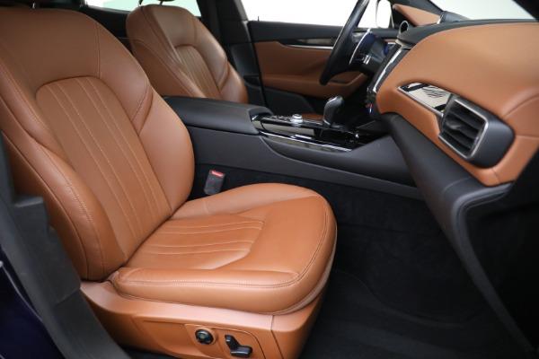Used 2018 Maserati Levante Q4 for sale $57,900 at Maserati of Westport in Westport CT 06880 23