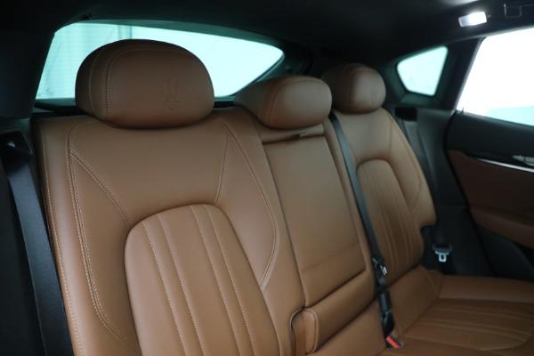 Used 2018 Maserati Levante Q4 for sale $57,900 at Maserati of Westport in Westport CT 06880 24