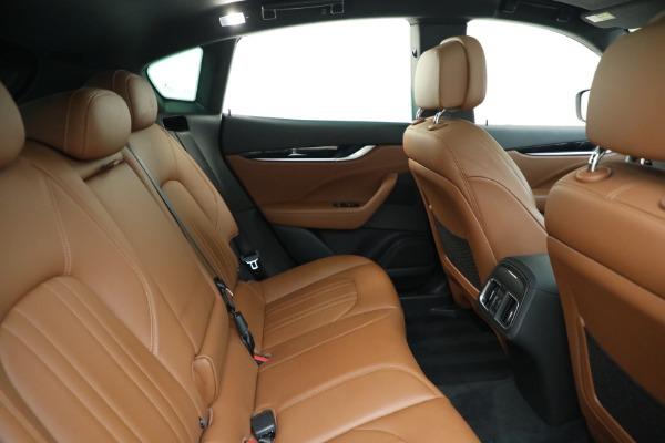 Used 2018 Maserati Levante Q4 for sale $57,900 at Maserati of Westport in Westport CT 06880 25