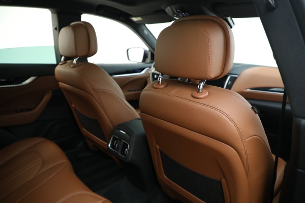 Used 2018 Maserati Levante Q4 for sale $57,900 at Maserati of Westport in Westport CT 06880 26