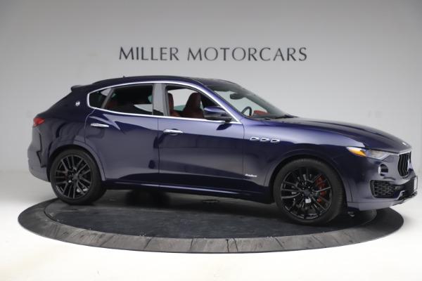 Used 2018 Maserati Levante S GranSport for sale $63,900 at Maserati of Westport in Westport CT 06880 11