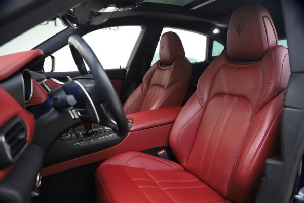 Used 2018 Maserati Levante S GranSport for sale $63,900 at Maserati of Westport in Westport CT 06880 14