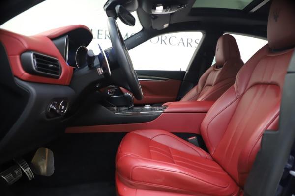 Used 2018 Maserati Levante S GranSport for sale $63,900 at Maserati of Westport in Westport CT 06880 15