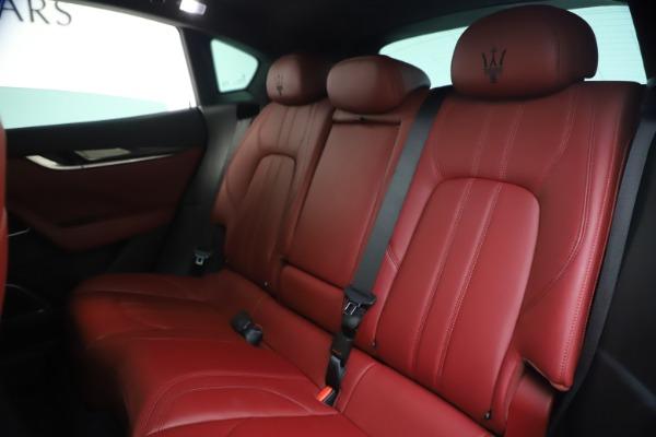 Used 2018 Maserati Levante S GranSport for sale $63,900 at Maserati of Westport in Westport CT 06880 19