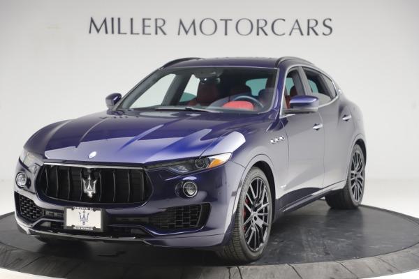 Used 2018 Maserati Levante S GranSport for sale $63,900 at Maserati of Westport in Westport CT 06880 2
