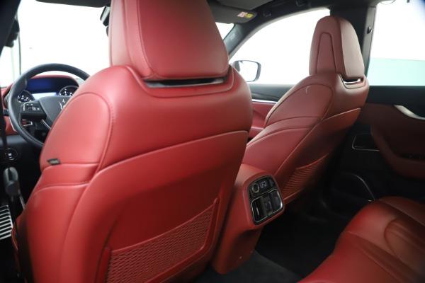 Used 2018 Maserati Levante S GranSport for sale $63,900 at Maserati of Westport in Westport CT 06880 21