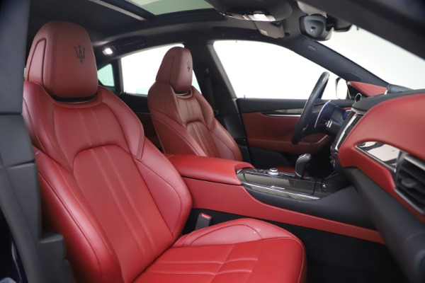 Used 2018 Maserati Levante S GranSport for sale $63,900 at Maserati of Westport in Westport CT 06880 22