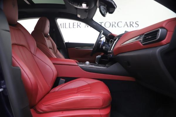 Used 2018 Maserati Levante S GranSport for sale $63,900 at Maserati of Westport in Westport CT 06880 23