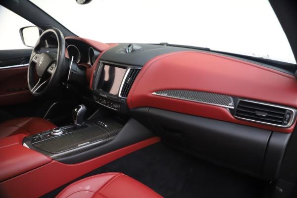 Used 2018 Maserati Levante S GranSport for sale $63,900 at Maserati of Westport in Westport CT 06880 24